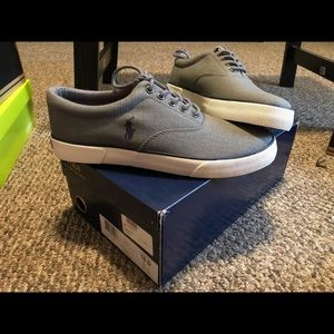 Polo shoes for men size 10 brand new in box!